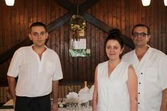 Restaurant, Hernalser Presshaus, Team